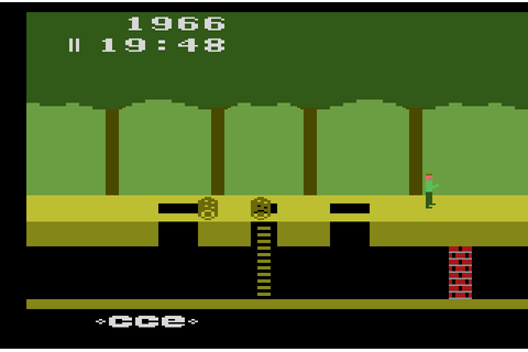 Pitfall! - Pitfall Harry's Jungle Adventure (1982 ...