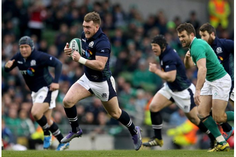 Scottish Rugby - World Cup Games at Murrayfield 2018-2019