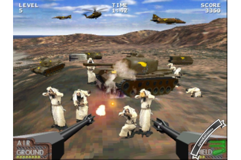 Beach Head 2000 - PC Game Download Free Full Version