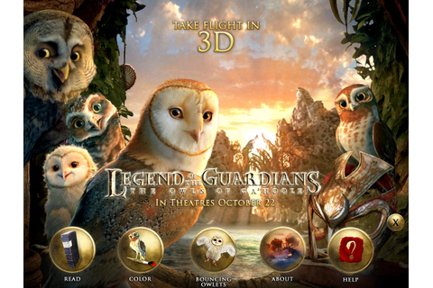 Legend of the Guardians: The Owls of Ga'hoole App ...