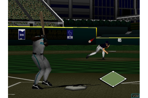 Mike Piazza's Strike Zone for Nintendo 64 - The Video ...