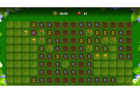 Download Microsoft Minesweeper Windows Games - 4189675 ...