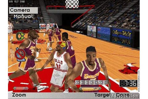 NBA Live'98 - PC | Games i play in the Nineties (1995-1999 ...