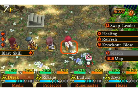 Etrian Mystery Dungeon review - Nerd Reactor