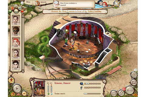 Download Artist Colony Game - Strategy Games | ShineGame