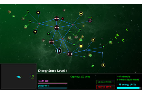 The Space Game: Desktop Tower Defence Goes Deep Space ...