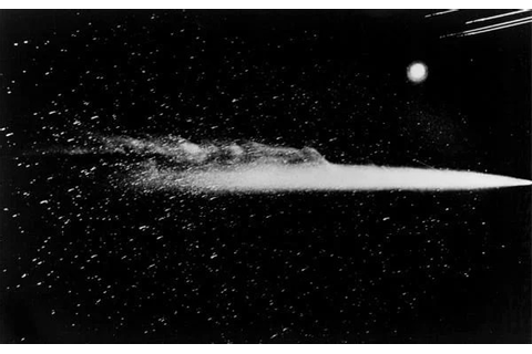 Earth unharmed by Halley's Comet (1910) - Click Americana