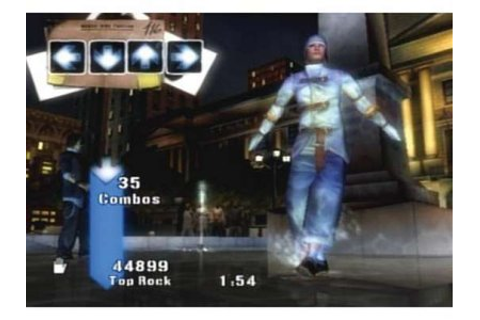 Flow: Urban Dance Uprising per PS2 - GameStorm.it