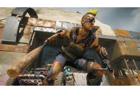 Rage 2 graphics performance: How to get the best settings ...