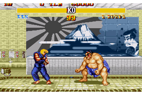 Street Fighter 2 PC Game Download | Download PC Games and ...
