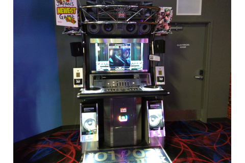 beatmania IIDX 24 SINOBUZ - Arcade Locations - Picture ...