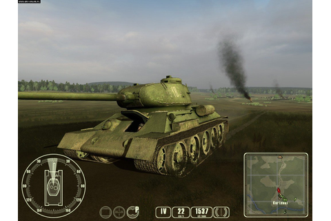 WWII Battle Tanks: T-34 vs. Tiger - screenshots gallery ...
