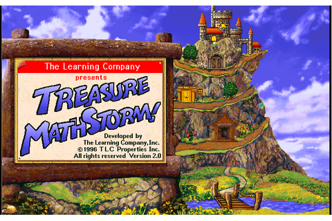 Treasure MathStorm! | ClassicReload.com