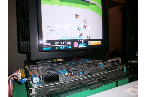 f1 dream capcom - UK-VAC : UK Video Arcade Collectors Forum