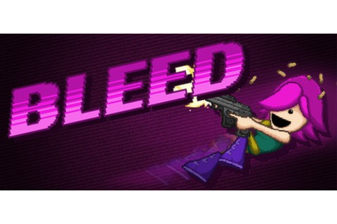 Save 75% on Bleed on Steam