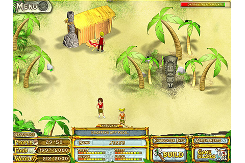 Escape From Paradise. Download and play game Escape From ...