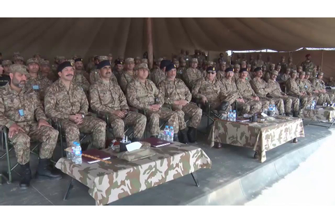 War games Pakistan Army - YouTube