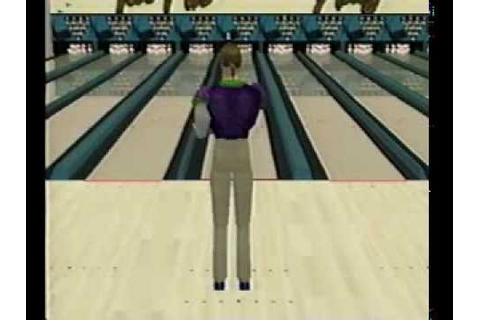 Ten Pin Alley Perfect Game (9=Strike) - YouTube