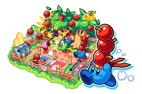 [N-Direct] Kirby: Battle Royale revealed for 3DS, Copy ...