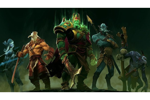 DOTA Underlords trademark registered by Valve, hinting at ...