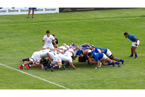 Highlights! England v Samoa, match day 1 of the World ...