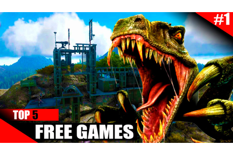 Top 5 free games download ☢ NEW! - YouTube