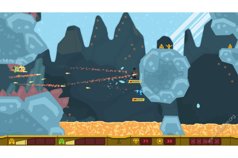 PixelJunk Shooter - Tai game | Download game Hành động