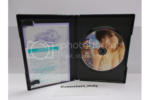 FINDER LOVE AKI HOSHINO LIMITED EDITION - SONY PSP - COME ...