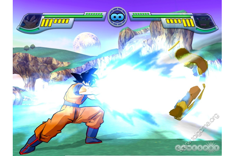 Dragon Ball Z: Infinite World - Download Free Full Games ...