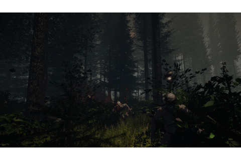 The Forest early alpha release coming to Steam in a few ...