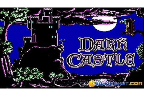 Dark Castle gameplay (PC Game, 1986) - YouTube