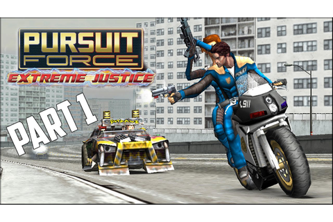 Pursuit Force: Extreme Justice HD | Walkthrough | Part 1 ...