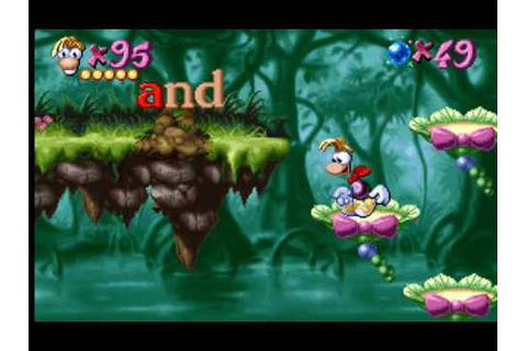 Rayman: Brain Games - Level 1 - 10 - Rising Tides ...
