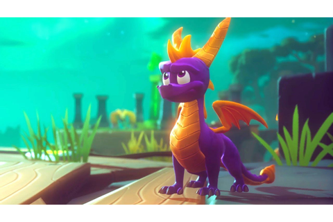 6 Minutes of Spyro Reignited Trilogy Gameplay - E3 2018 ...