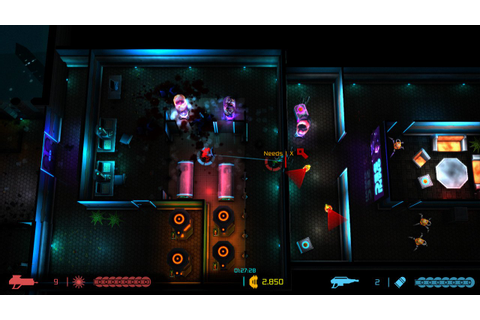 Neon Chrome Xbox One review: The Overseer dominates us ...