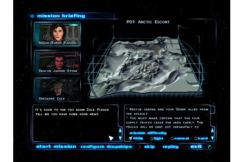 Ground Control: Dark Conspiracy Download (2000 Strategy Game)
