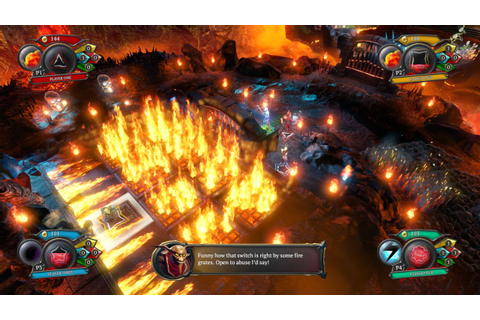 Overlord: Fellowship of Evil has four-player co-op like we ...