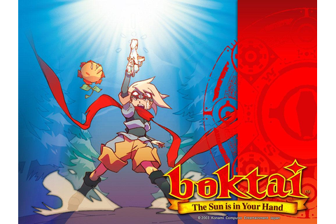 Boktai: The Sun is in Your Hand Fiche RPG (reviews ...