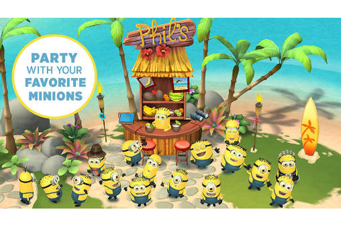 Minions Paradise And Game Cache/obb APK Android