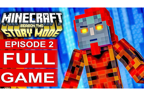 MINECRAFT STORY MODE SEASON 2 EPISODE 2 Gameplay ...