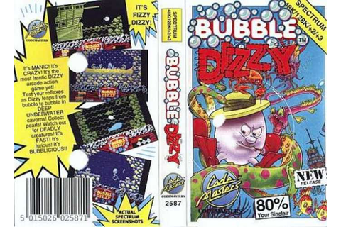 Bubble Dizzy | 80'S Top Games