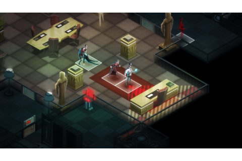 Review: Invisible, Inc.