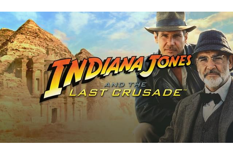 Indiana Jones® and the Last Crusade™ on GOG.com