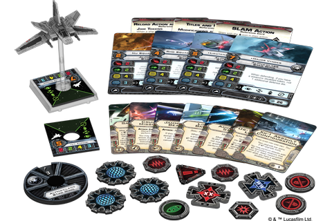 Alpha-class Star Wing Expansion Pack | X-Wing Miniatures ...