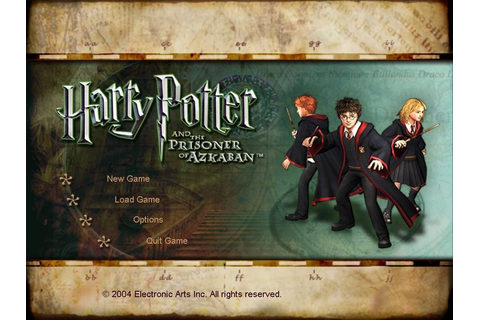 Download Harry Potter And The Prisoner Of Azkaban Game ...
