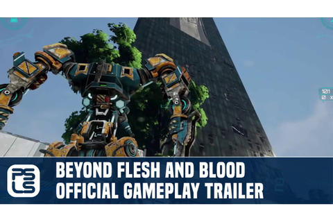 Beyond Flesh and Blood - Official Gameplay Trailer - YouTube