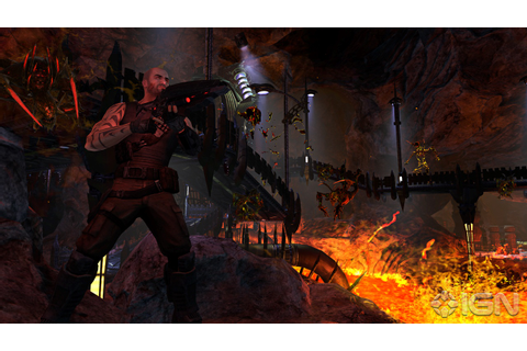 Games Mania: Red Faction : Armageddon (2011)