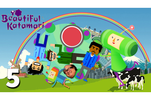 Reset Games-Beautiful Katamari Episode 5: The 90's - YouTube