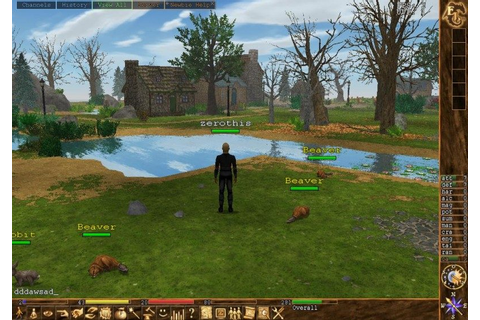 Eternal Lands (2003) by Eternal Lands Linux game