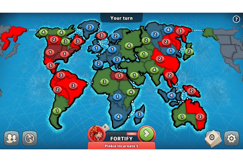 RISK: Global Domination by SMG Studio